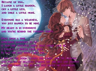 Pictures Of Cute Anime Love Quotes Kidskunst Info