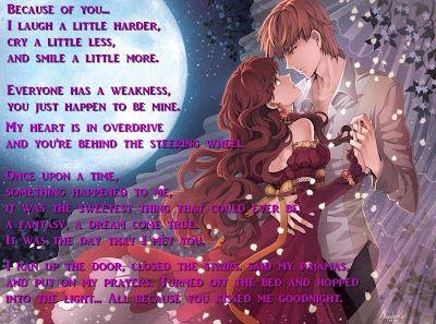 cute quotes anime | Love quotes 1 | Random | Pinterest