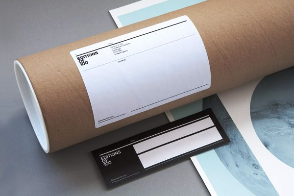 Identity and Package Design by BERG. More on http://lookslikegooddesign.com/identity-package-berg/