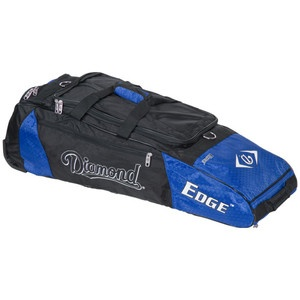 NEW Diamond Sports Edge Wheeled Baseball Softball Bat Bag Royal Blue. Something else he needs for playing softball.