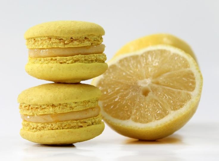 Lemon Macaroon by milK & HONEY Pâtisserie