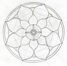 Image result for easy mandala designs