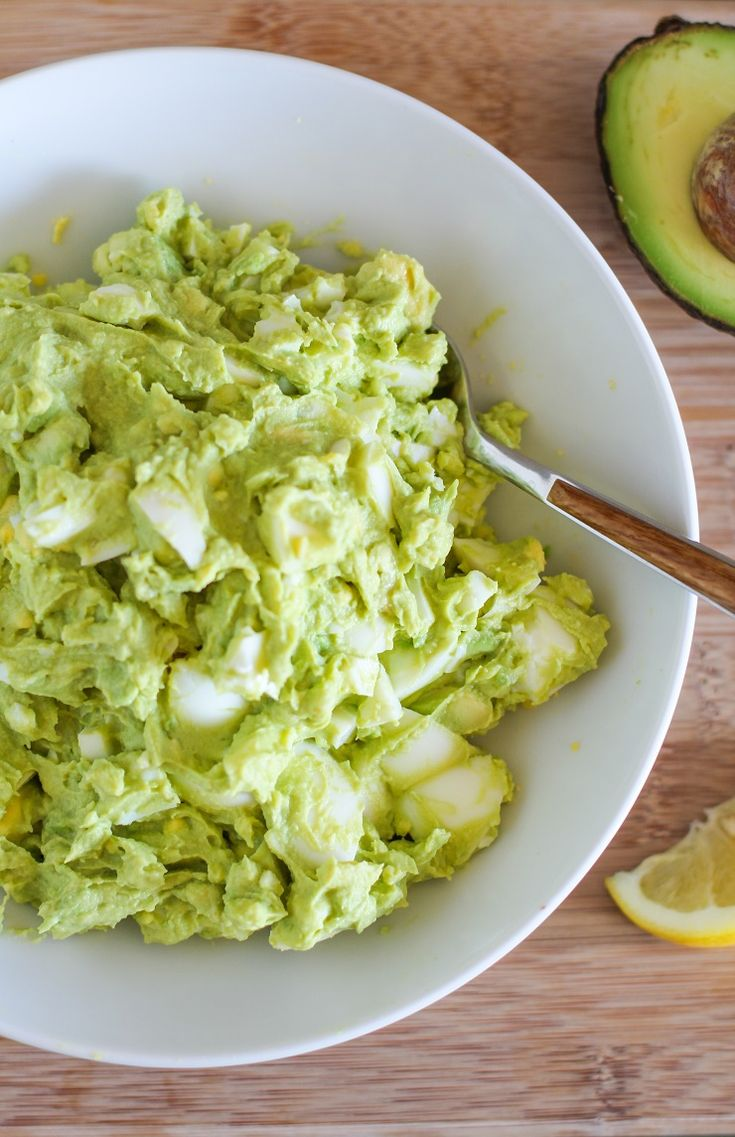 1000+ ideas about Avocado Egg Salad on Pinterest | Egg salad, Easy ...
