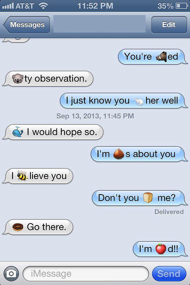 Once you see these 17 examples of perfect emoji use, you'll realize your emoji game is pretty weak.
