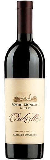 2010 Cabernet Sauvignon Oakville Napa Valley Robert Mondavi Winery