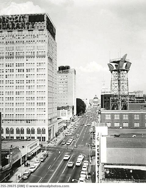 Downtown Jackson Ms