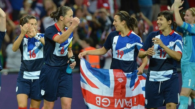 Find out more about the history of Olympic football, London 2012 venues like Wembley Stadium and British hopefuls to ...
