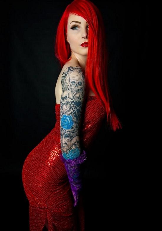 70 best tattoo stuff images on pinterest tattoo ideas for Electric voodoo tattoo