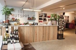 ganbaroo loves HUTSPOT AMSTERDAM