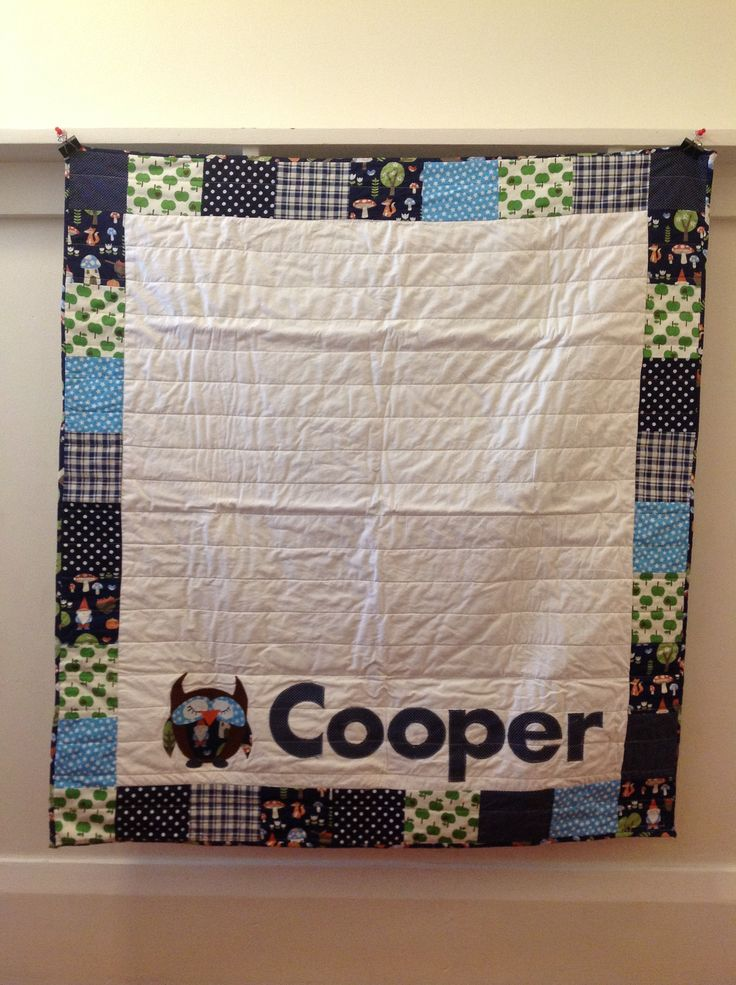 Coopers quilt