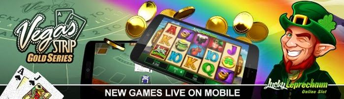 Mobile Online and Live Casino Games: New Games on Mobile at Go Wild Casino