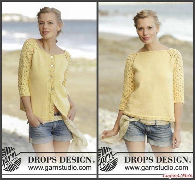 Пуловер Honey Blossom Размеры: S - M - L - XL - XXL - XXXL
