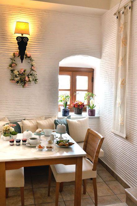 #Breakfast @ Arion #Boutique #Hotel, #Ermoupoli #Syros #Greece
