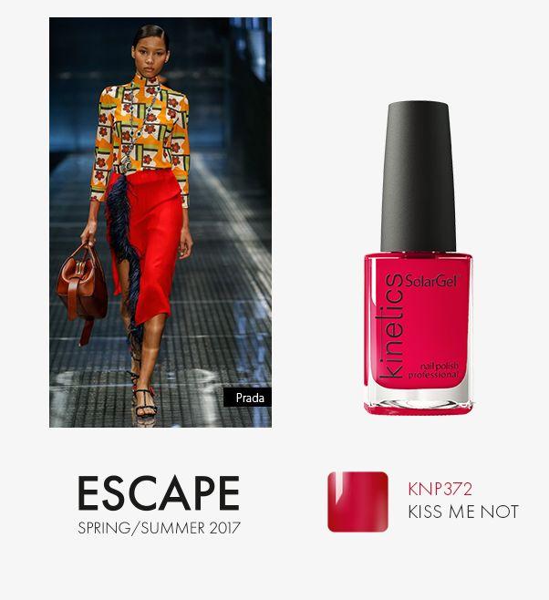 Kinetics Nails Escape #nailpolish