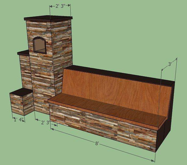 8 Quot Rocket Masonry Heater Castle Build Kit Rocket Stoves