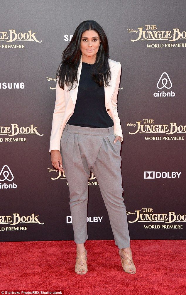 Rachel Roy fears 'damaging revelations' as her emails are 'hacked' amid Beyonce and Jay Z drama | Daily Mail Online