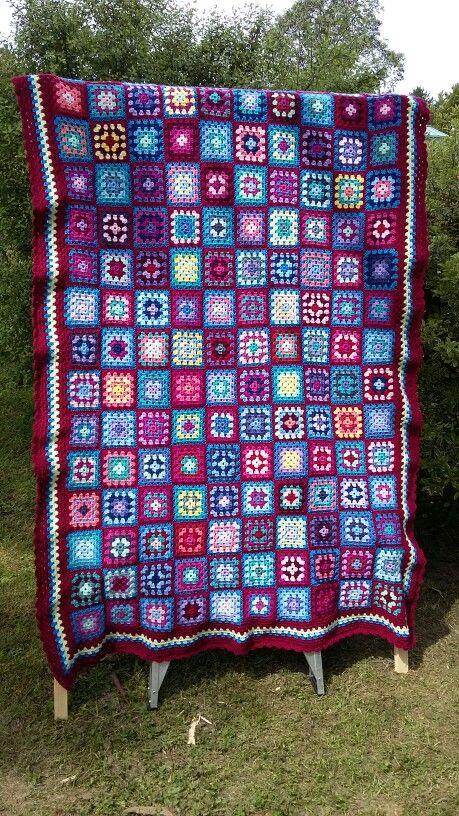Suzie 's blanket  delivered. .. ♡♡♡