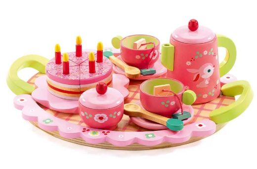 Read what My 3 Little Kittens has to say about this Djeco Wooden Tea Set