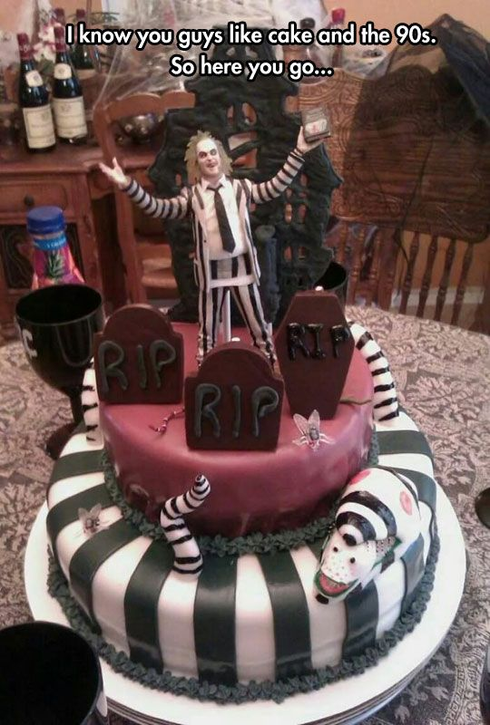 A Really Great Cake