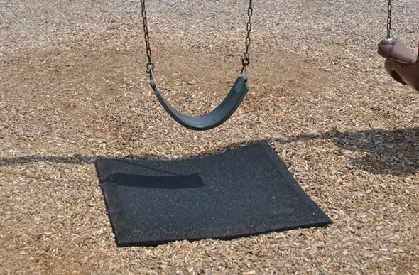 Playground Mats - High Quality Wear Mats Under Slides And Swings