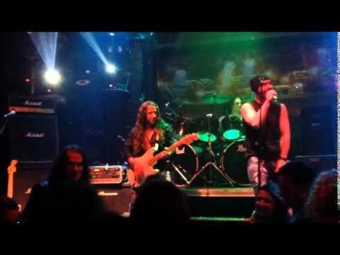 Anastasio Farini (feat - Hercules Zotos) Live!!!!!!!Bed of Nails - I Mig...