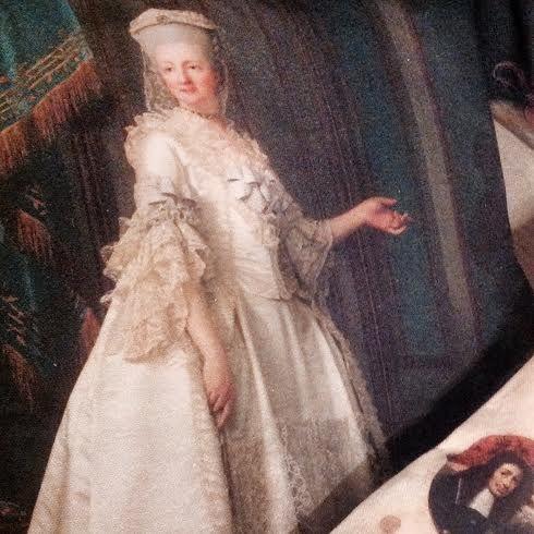 B&M Images - Barok pude Dronning Juliane. Køb eksklusive renæssance barok puder fra Bendixen og Mikael online hos  House of Bæk & Kvist #Renaissance #juliane #morel #smk #statensmuseumforkunst #artcushion #art #bmimages #manorstyle #herregårdsstil #danishdesign #madeindenmark #ancienttime #baroque #royal #houseofbk #royalredux @houseofbk