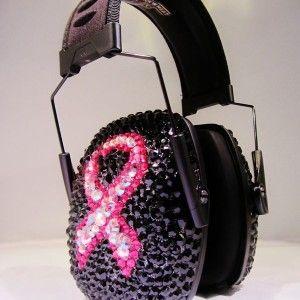 Breast Cancer Awareness Muffs