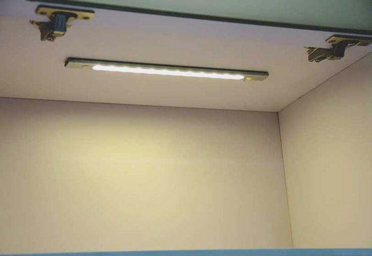Inner Cabinet Concealed Light   Model:L7.03.102   548mm   Anodized Price:Rs2572