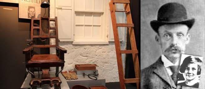 16 janvier 1936 ♦ Albert Fish, coupable d'avoir dévoré des enfants, grille sur la chaise électrique.