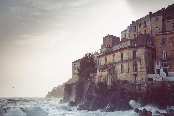 Minori. Italy. Amalfi coast.