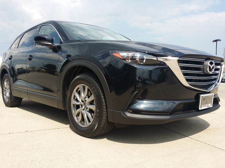 2016 MAZDA CX9 GSL in Jet Black Mica