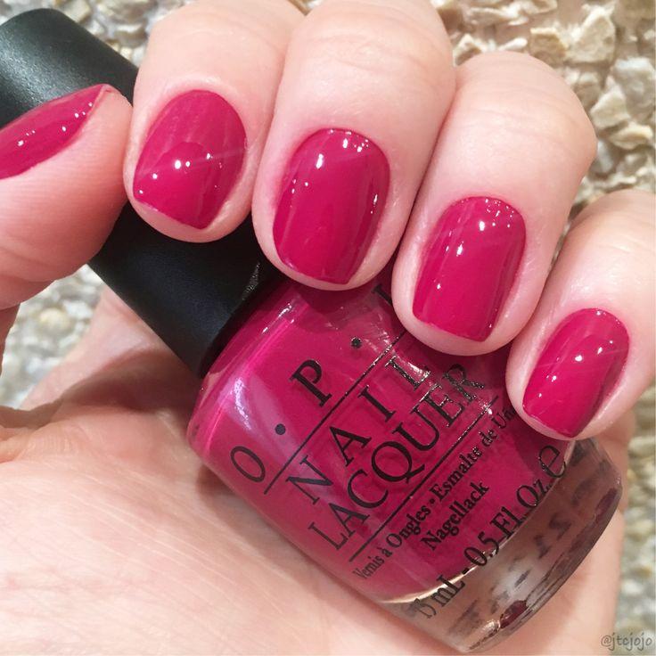Miami beet nl b78 opi nail polish nail polish