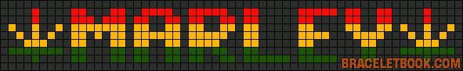 Alpha Pattern #8473 added by cheerchic