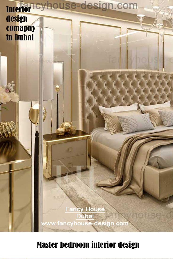 Bedroom Interior Design Modern Bedroom Interior Luxury House