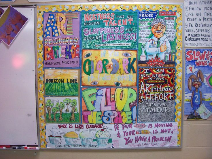 Wall Of Art 335 best art classrooms and bulletin boards images on pinterest