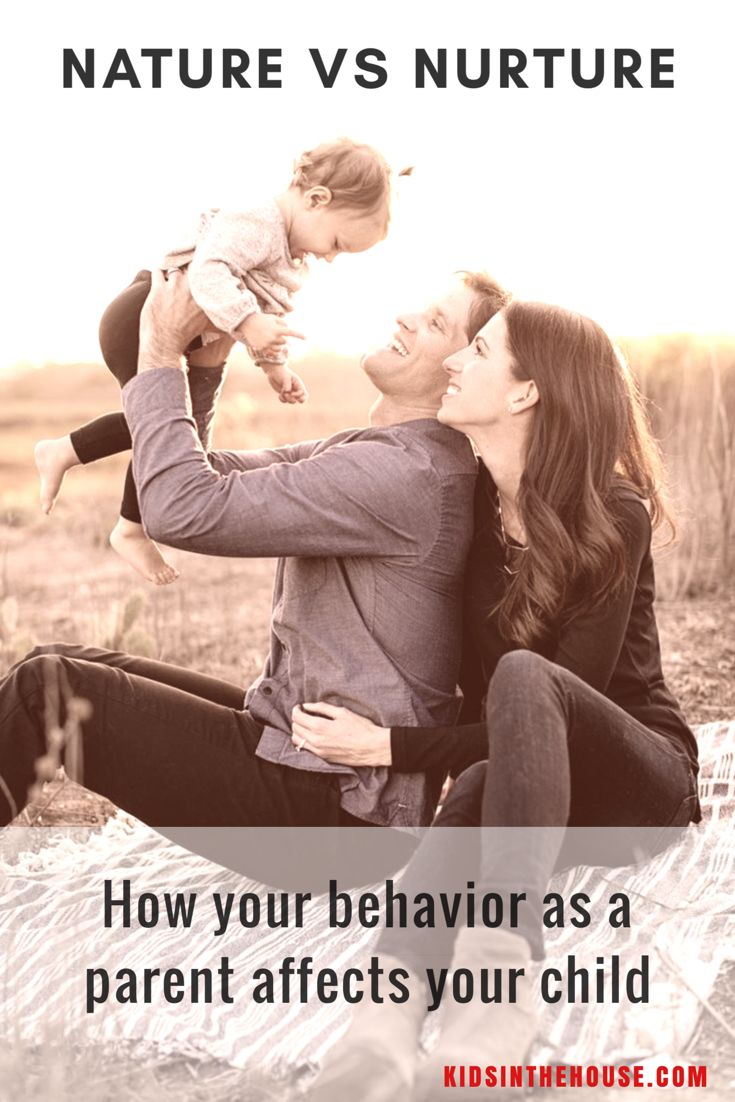 Nature vs Nurture: The Importance of Modeling Behavior for Your Children & Teaching By Example via Ariana Huffington