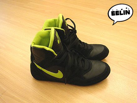 Nike Womens Greco Wrestling Shoes