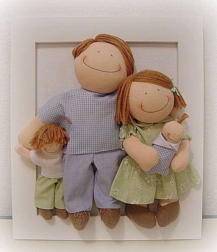 Familinha do Enzo... | Meu email : dollsboutique@hotmail.com… | Cláudia Kuba | Flickr