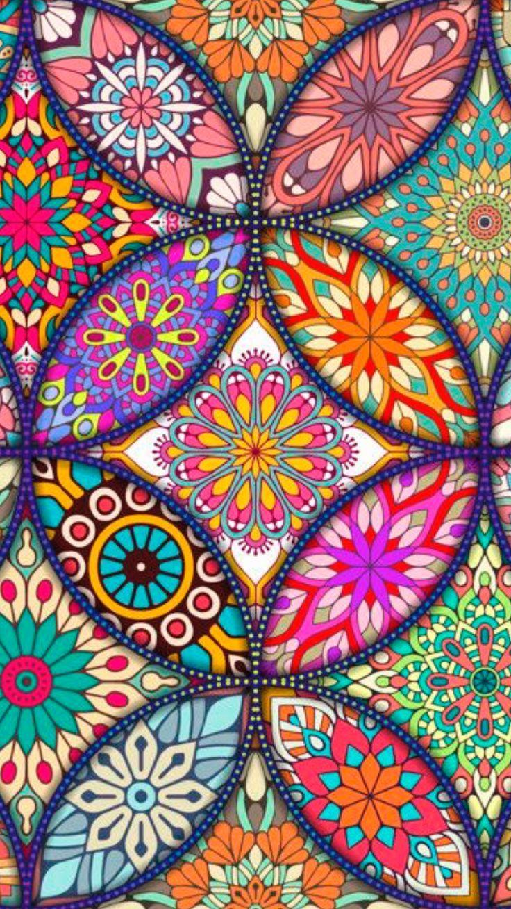 Beautiful Mandala Style Pattern      Beautiful Mandala Style Pattern    wallpape…