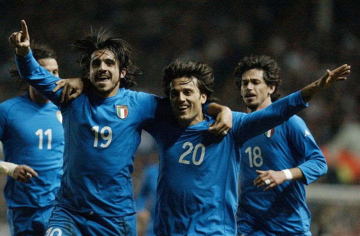 @FIGC Vincenzo Montella #9ine