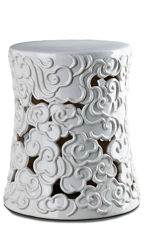 Vern Yip Home Ceramic Cloud Garden Stool  sc 1 st  Pinterest & 52 best Garden Stool images on Pinterest | Garden stools Chinese ... islam-shia.org