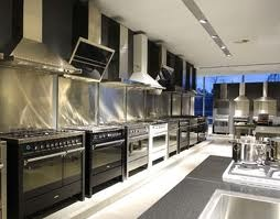 Smeg kitchen equipment