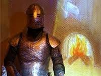 el caballero dela armadura oxidada -