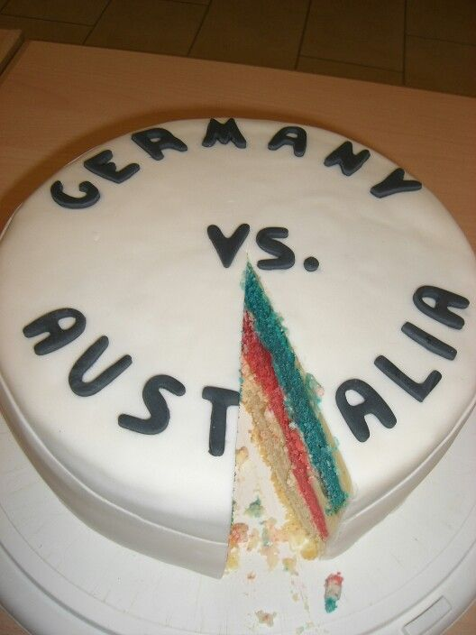 Goodbye-germany-welcome-australia-cake Abschiedstorte Deutschland/Australien