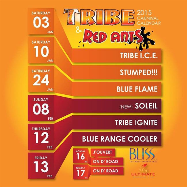 TRIBE Ignite 2015