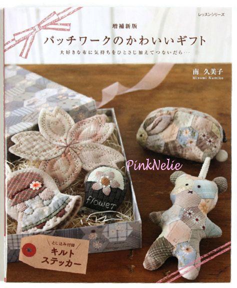 Revised Version MINAMI KUMIKO PATCHWORK Japanese by PinkNelie