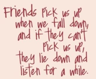 Can you send your appreciations to two really good friends who had been there for you in the past?     You can call them, email them or treat them out =): Friends Pick, Love My Friends, Best Friends, True Friends, Bestfriends, Truths, So True, Real Friends, Friends Quotes