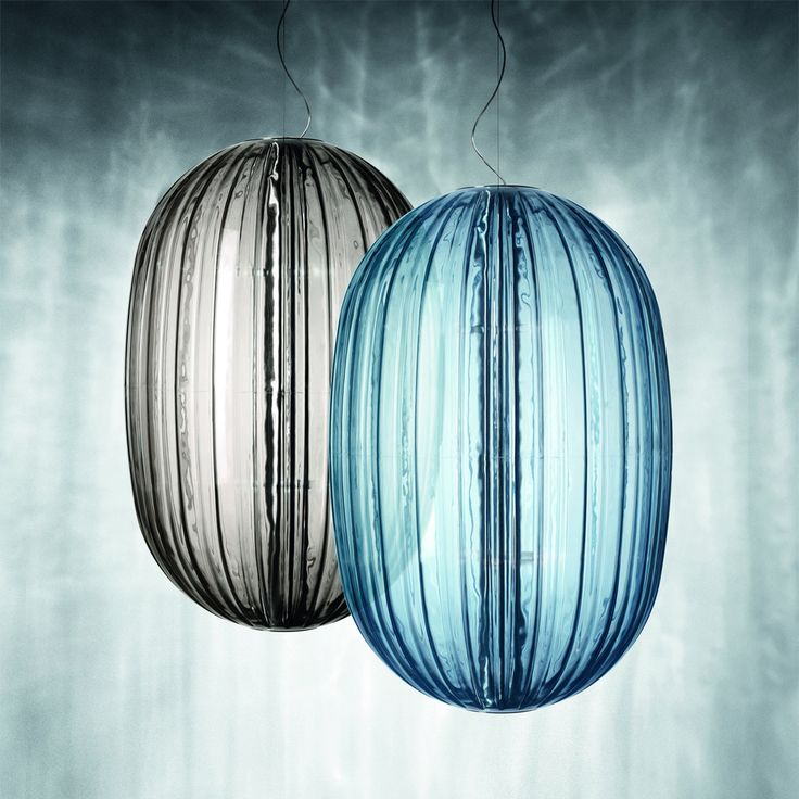 Designed By Luca Nichetto For Foscarini, Plass Suspension Lamp Reinvents  The Age Old Traditional Artisan Glass Making Into A Modern Structure And  Material.