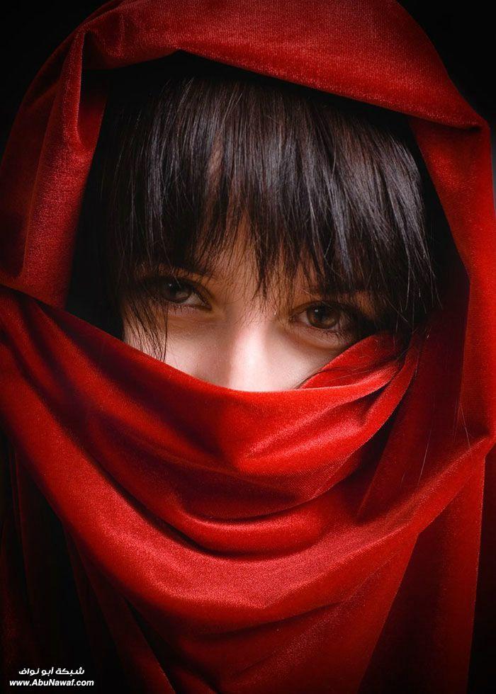 اللون .. الأحمر ..