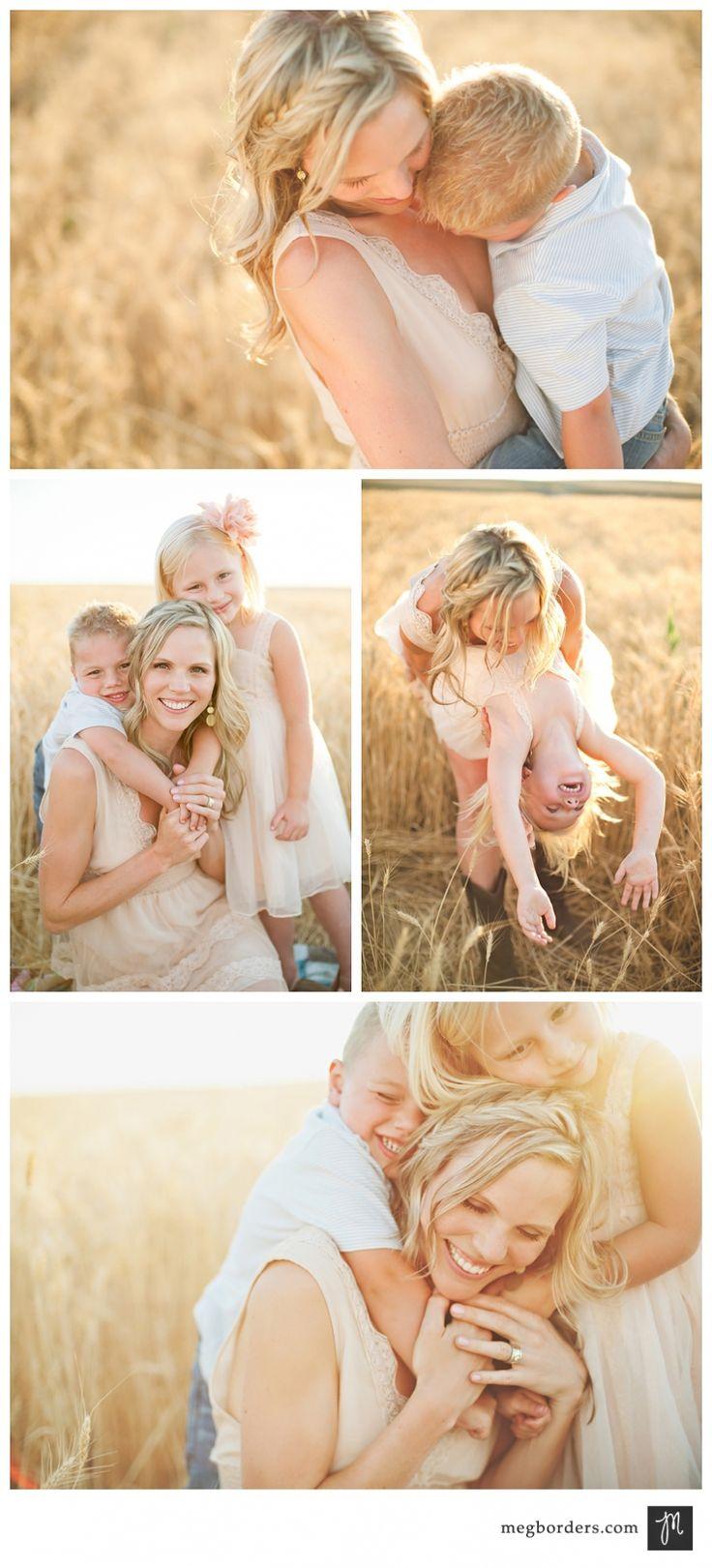 Meg Borders- beautiful Family session